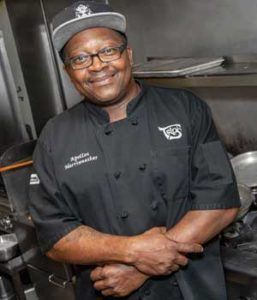 Image of Apollos Merriweather, Chef / Catering Chef