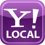 Yahoo! Local logo